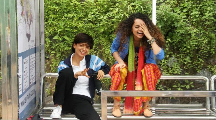 Anand L. Rai will be collaborating with Eros International for 'Tanu Weds Manu Returns'.