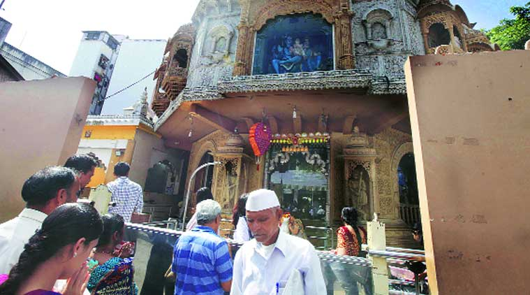 Police drill exposes major security loopholes at Dagdusheth temple