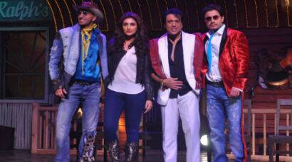 PHOTOS: Govinda, Ranveer, Parineeti, Ali kill dils at 'Nakhriley' song launch