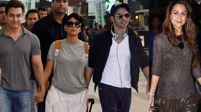 Arpita Khan's special wedding guests: Aamir Khan, Kiran, Amrita are back home