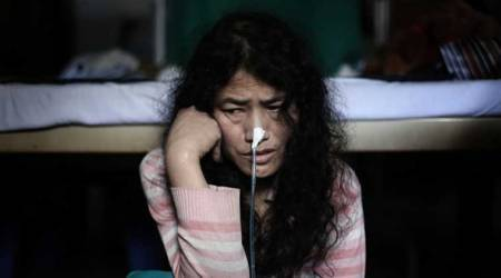 Irom Sharmila: 15 years on since she began her fast against AFSPA