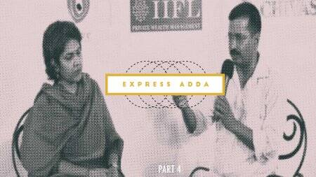 Express Adda with Arvind Kejriwal: Part 4