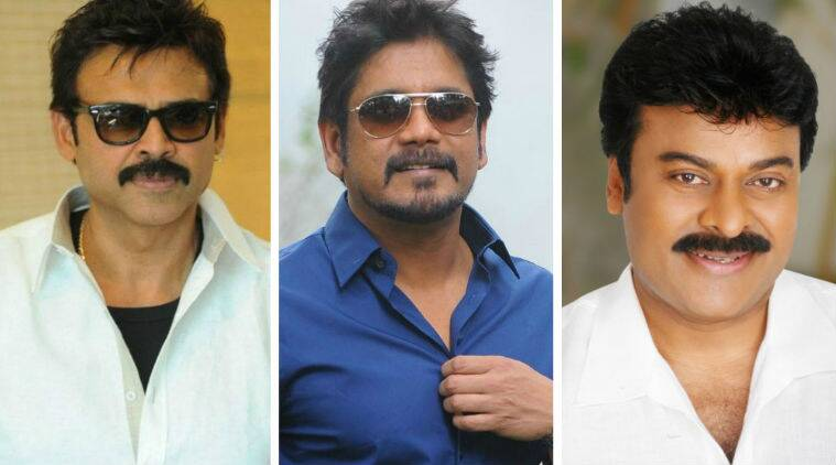 The day-long events would see leading actors, including Chiranjeevi, Nagarjuna and Venkatesh, in action.
