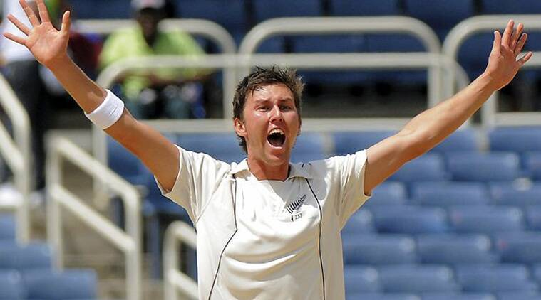 Trent Boult extracted enough movement and pace to rattle the Pakistan top order (Source: AP/File)