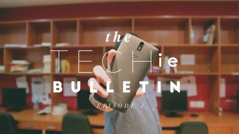 The TECHie Bulletin: Episode 1