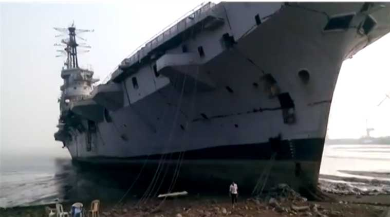 Before the Supreme Court's verdict, the Maharashtra Government had expressed its inability to maintain the vessel.