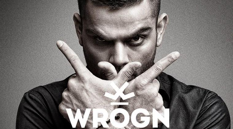 Image result for Virat Kohli (Wrogn)