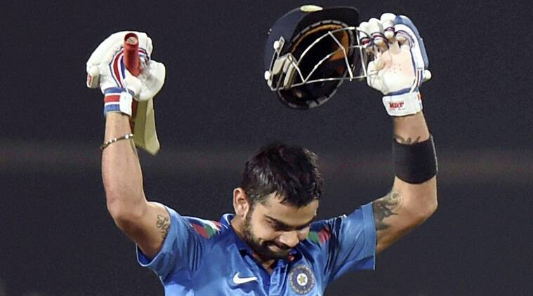 Virat Kohli led from the front and smashed his 21st ODI hundred in the process (Source: PTI)
