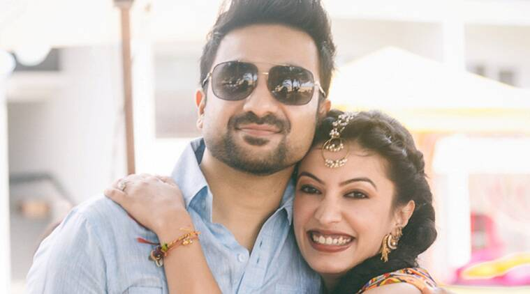 After a five-year courtship, actor Vir Das tied the knot with girlfriend Shivani Mathur at a secret ceremony in Sri Lanka. (Source: IANS Photo)