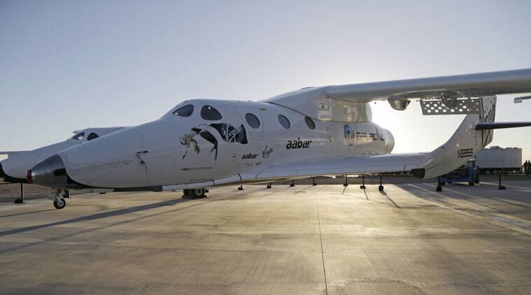 Virgin Galactic spaceship explodes during test flight; 1 pilot dead