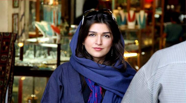 "This 2011 photo provided by the Free Ghoncheh Campaign, shows Iranian-British Ghoncheh Ghavami in Isfahan, Iran. Ghavami detained while trying to attend a men's volleyball game has been sentenced to one year in prison, her lawyer said Sunday, Nov. 2, 2014. Mahmoud Alizadeh Tabatabaei told The Associated Press that a court found Ghavami, 25, guilty of ""propagating against the ruling system."" (Source: AP)"