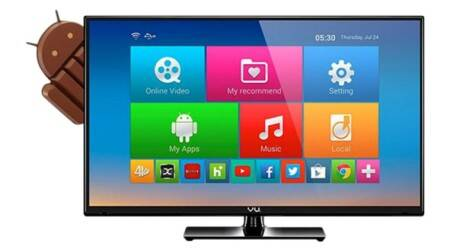 Vu launches 32-inch Android KitKat LED TV at Rs 26,990
