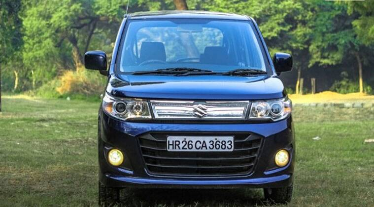 AMT version of Maruti Suzuki WagonR Stingray in India