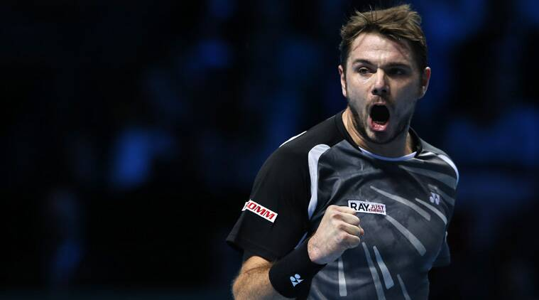 Before this win, Stanislas Wawrinka had won only one tour match since the US Open in September (Source: AP)