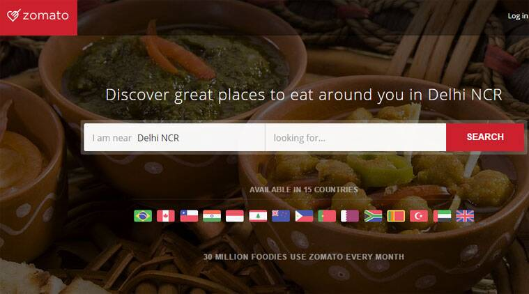 Zomato, Zomato Foodie Index, CommonFloor, food news, technology news