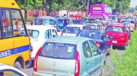 Out of the city's 60 lakh private vehicles, nearly 25 lakh are four wheelers, the rest being two wheelers like bikes and scooters.