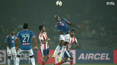 ATK draw with Goa in semis home leg