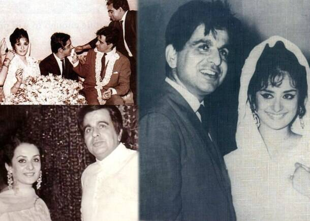 Photos dilip kumar turns 93 tragedy king s life in pics for Roohi bano husband name