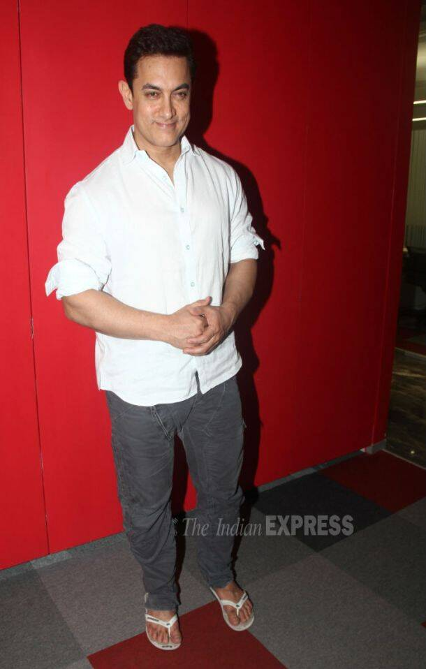 Of Friday promotions: Varun, Aamir, Zayed