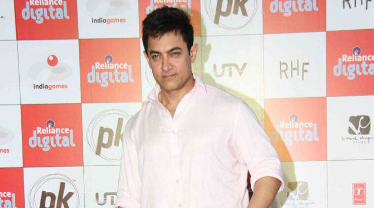 Aamir Khan was recently in Varanasi, Ahmedabad and even Raipur to promote 'PK'.