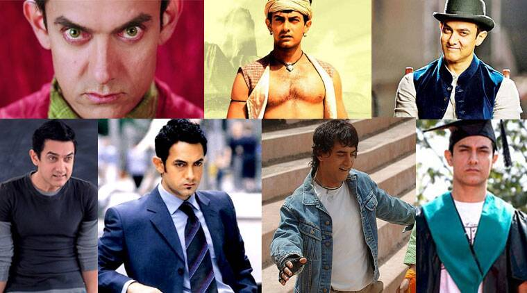 Aamir Khan: From Qayamat Se Qayamat Tak to PK he is the master of all genres.