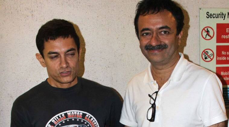 Raju Hirani: I had made Aamir listen to the basic idea of this film during '3 Idiots' itself.