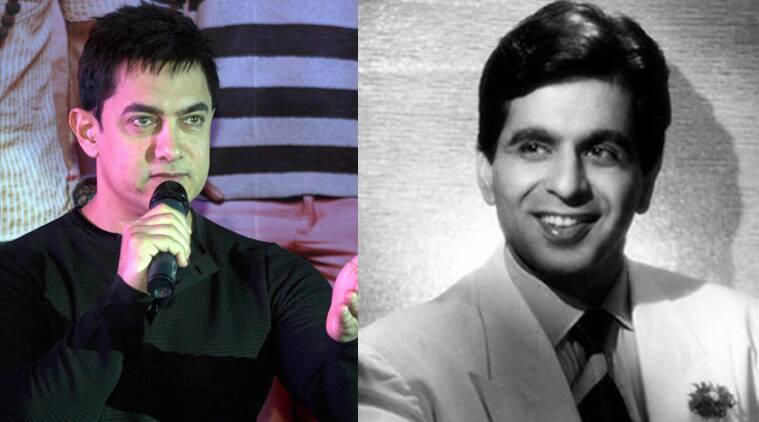 """""""I too have seen on TV that Yusuf sahab (Dilip Kumar) is not well and he is in the hospital. We pray that he may get well soon. I am the biggest fan of Yusuf sahab, I have learnt a lot watching his films. There is a lot of influence of him on Indian actors,"""" said Aamir Khan."""