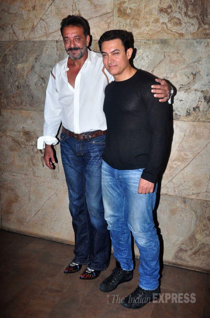 Sanjay Dutt PK