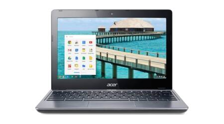 Acer C720 Chromebook available on Snapdeal at Rs 15,999