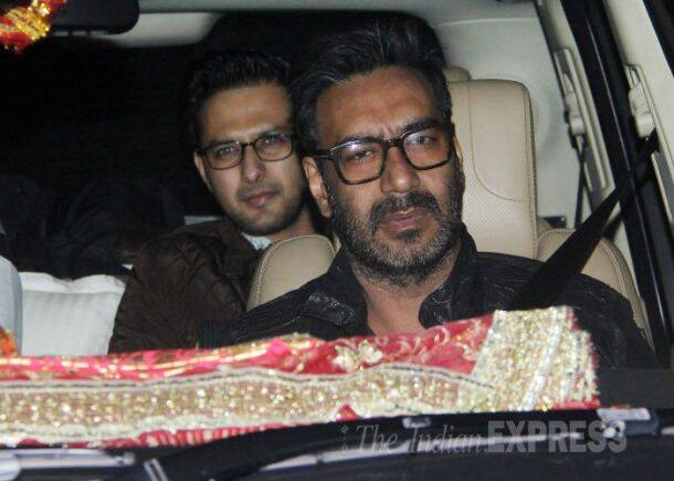Salman Khan's birthday, Ajay Devgn