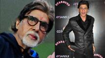Amitabh Bachchan is the king of Twitter, SRK at No 2: Report