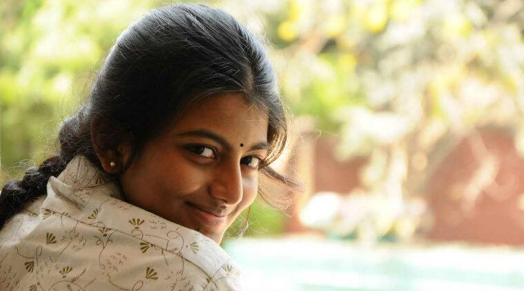 In 'Kayala', which is set against the backdrop of the 2004 tsunami, Anandhi plays a village girl.