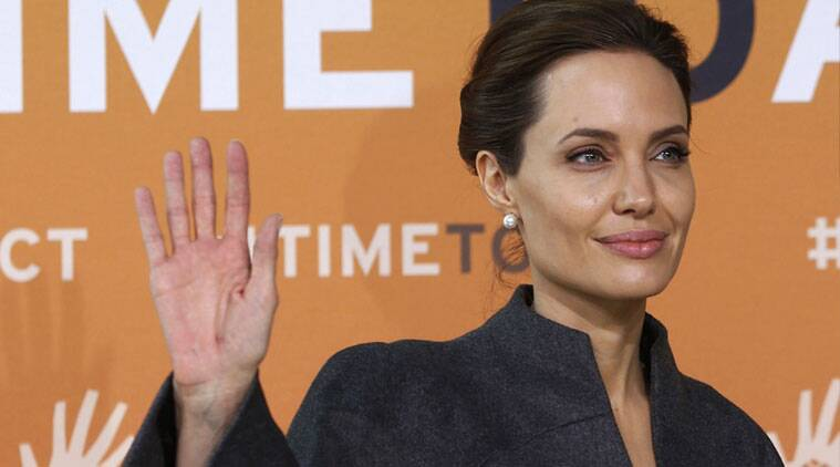 Angelina Jolie says she feels frustrated as an actress. (Source: Reuters)
