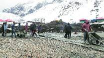 The men rebuilding Kedarnath