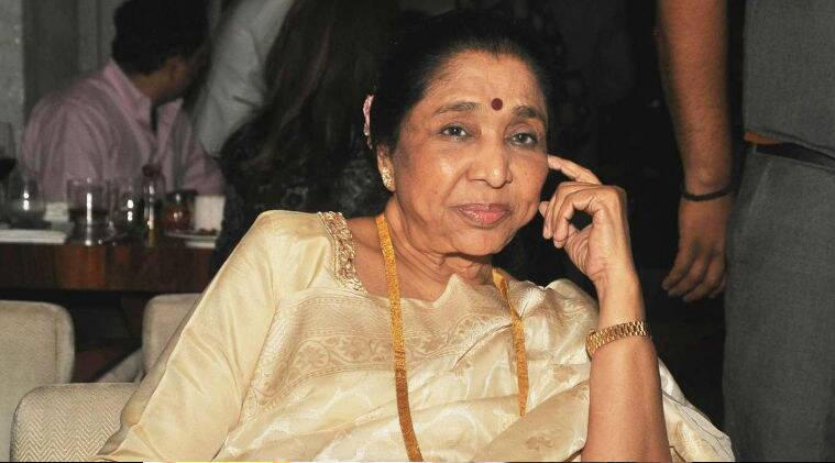 Asha Bhosle Named Best Bollywood Playback Singer Entertainment
