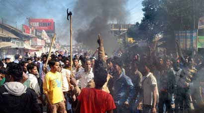 Assam militant killings: Massive protest against NDFB attack that claimed 70 lives