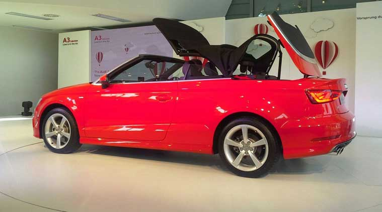 Audi A3 Cabriolet Launched At Rs 44 75 Lakh The Indian
