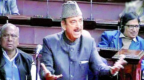 No business in Rajya Sabha for fifth consecutive day.
