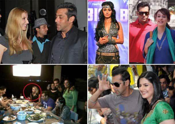 Salman Khan, salman khan birthday, iulia vantur, salman khan birthday