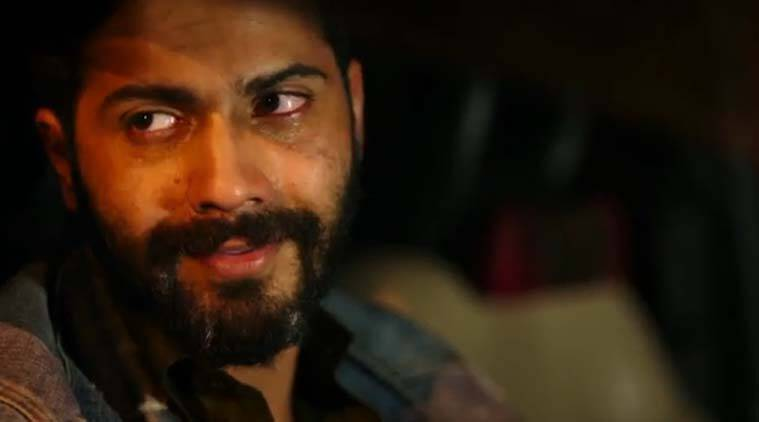 Varun's reference for the get-up was his brother's bearded look