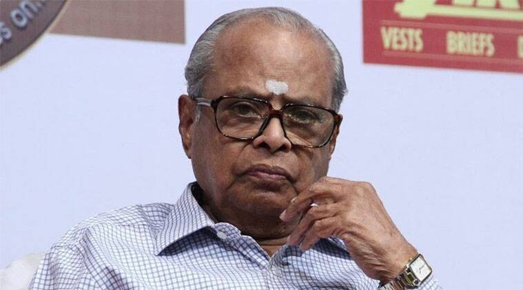 """""""Balachander has developed urinary tract infection and is admitted to the ICU,"""" a medical bulletin of the hospital said."""