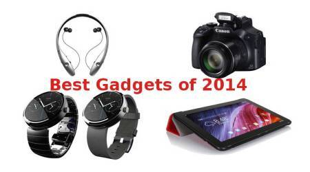 Best gadgets for 2014