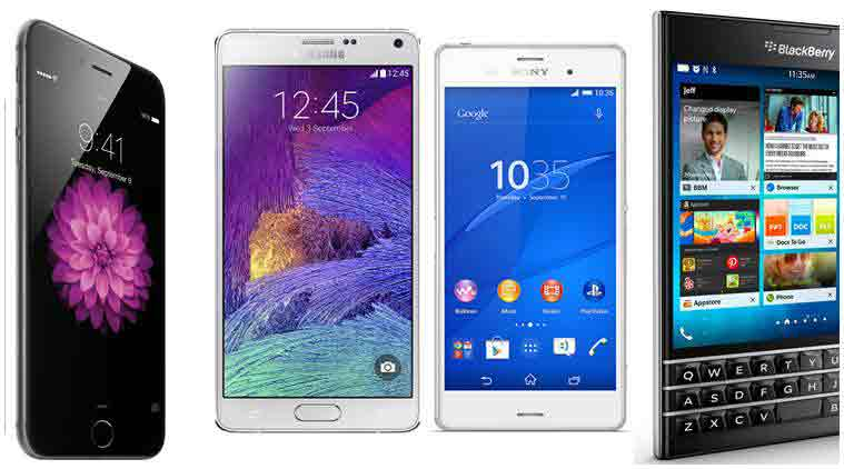 new smartphones in india with price 2015