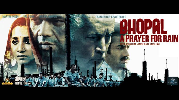 'Bhopal : A Prayer For Rain' plays out like a much-delayed requiem for the thousands that were killed and maimed that night.