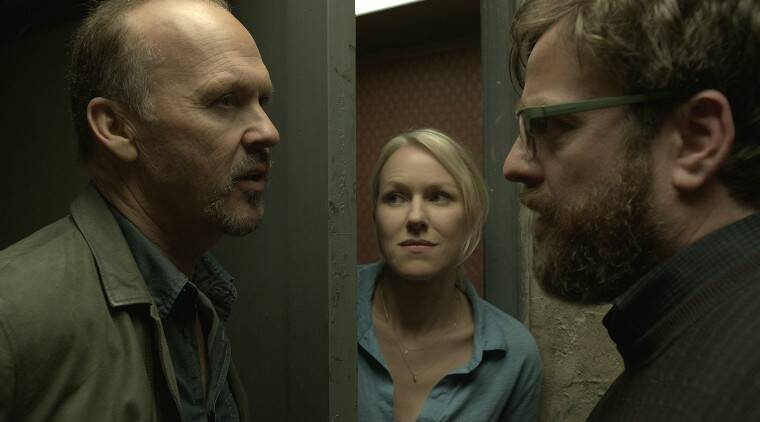 'Birdman' is about a once high-flying superhero actor, who is trying to rebuild his career with a Broadway play.