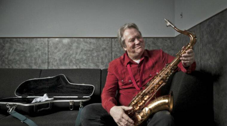 Bobby Keys' family announced his passing on Facebook last night. (Source: Reuters)