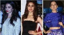 Deepika Padukone, Kangana Ranaut, Alia Bhatt: Actresses who enjoyed primacy in 2014
