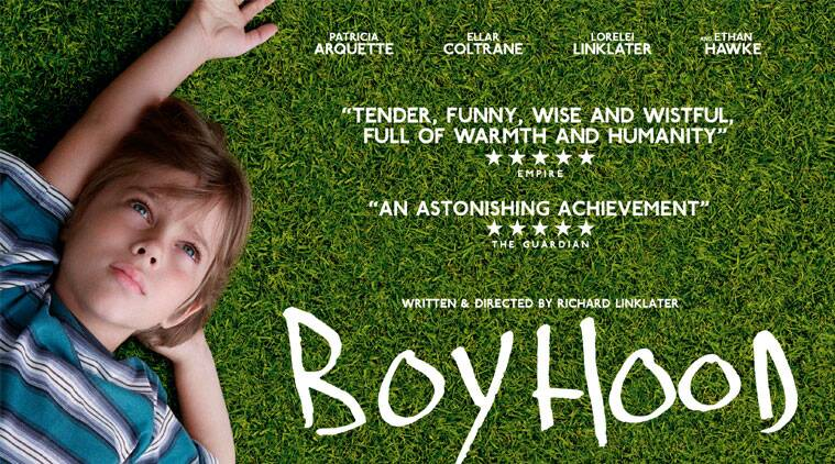 Reportedly 'Boyhood' was awarded with the best picture award.