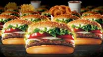 Pre-order Burger King feast before restaurant launch inMumbai