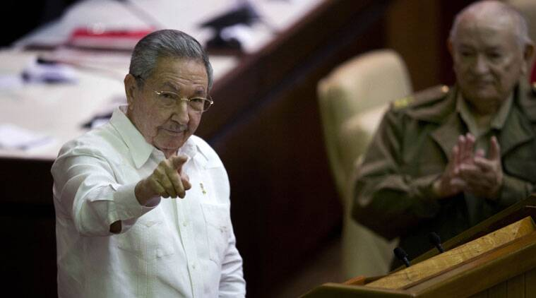 Raul Castro hails US-Cuba thaw, but says won't change political system